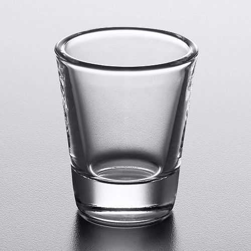 Acopa Whiskey Shot Glass 1.5oz
