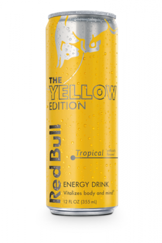 Red Bull The Yellow Edition 12oz