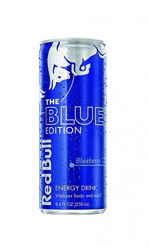 Red Bull The Blue Edition 12oz