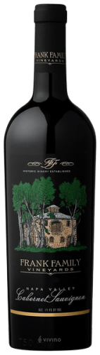 Frank Family Cabernet 2016 750ml
