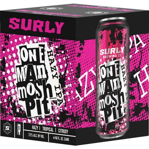 Surly One Man Mosh Pit IPA 4PACK