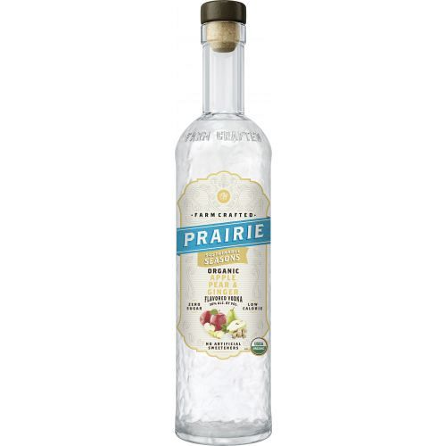 Prairie Apple Pear & Ginger Vodka 750ml