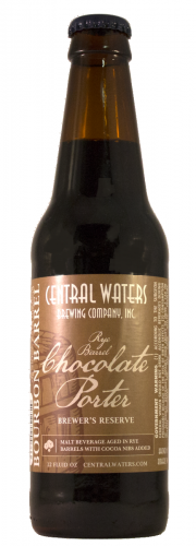Central Waters Chocolate Porter 12oz SIN