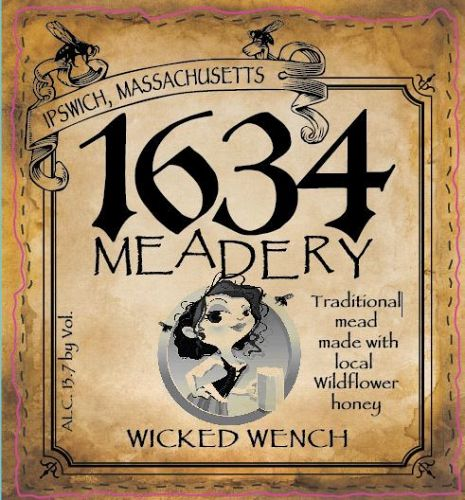 1634 Wicked Wench 500ml