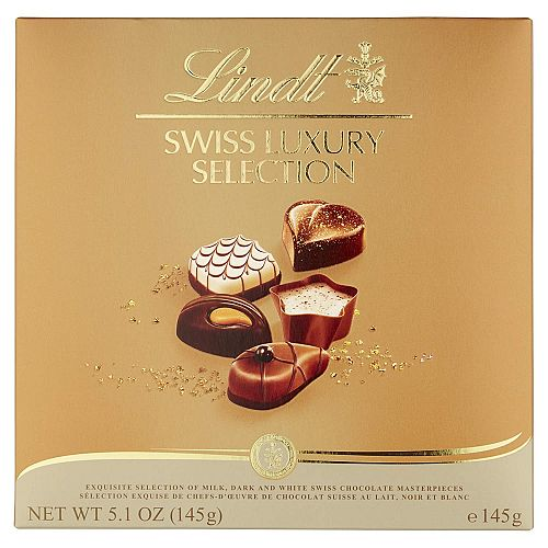 Lindt Swiss Luxury Selection 14pc