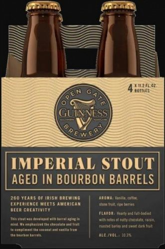 Guinness BB Imperial Stout  4PACK