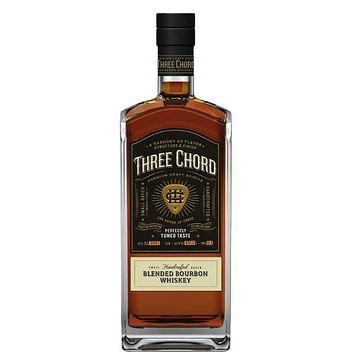 Three Chord Bourbon 750ml