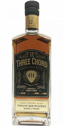 Three Chord Twelve Bar Reserve Bourbon 7