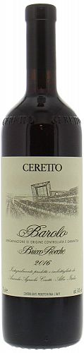 Ceretto Barolo 2016 750ml