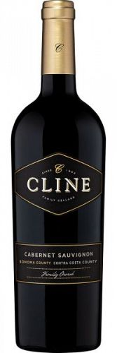 Cline Cabernet Sauvignon 2018 750ml