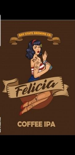 Bay State Brewing Co Felicia 16oz