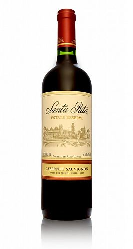 Santa Rita Estate Reserve Cab 750ml