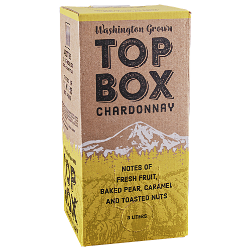 Top Box Chardonnay 3L