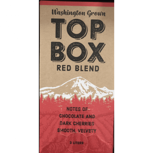 Top Box Red 3L