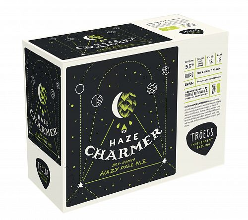 Troegs Haze Charmer  CANS 12oz 12PACK