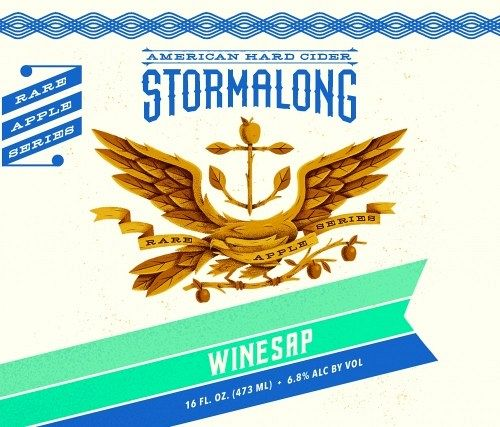 Stormalong Winesap 16oz