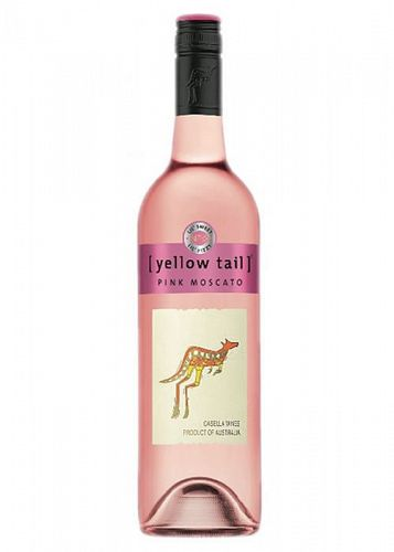 Yellow Tail Pink Moscato 1.5L