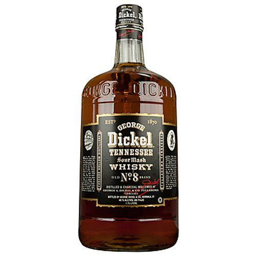 George Dickel #8 1.75L