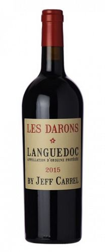 Les Darons by Jeff Carrel 2015 750ml
