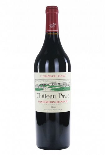 Ch. Pavie 2006 750ml