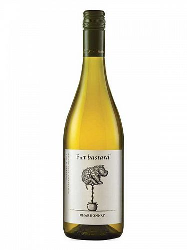 Fat Bastard Chard. 2019 750ml