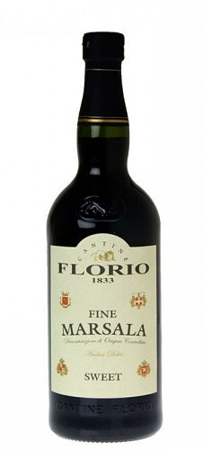 Florio Sweet Marsala 750ml