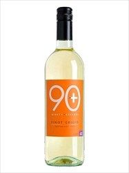 90+ Cellars Lot 42 P.Grigio 2018 750ml
