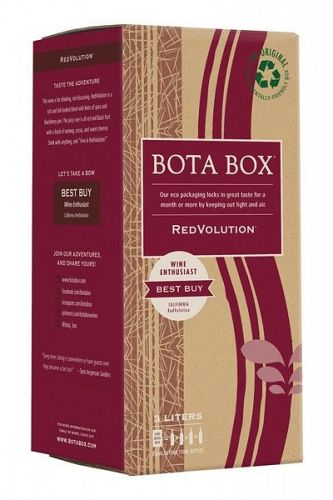 Bota Box Redvolution 3L