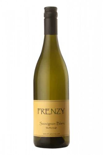 Frenzy Sauvignon Blanc 2018 750ml