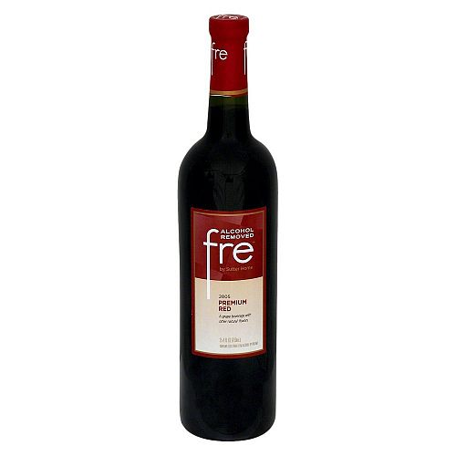 Sutter Home Fre Red 750ml