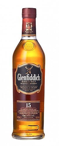 Glenfiddich 15yo 750ml
