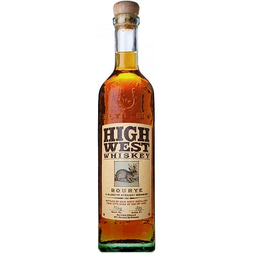 High West Bourye Whiskey 750ml