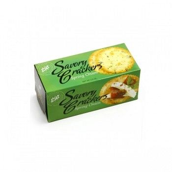 Elki Spring Onion Crackers 2.2oz