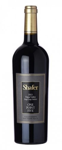 Shafer One Point Five Cabernet 2014 750m