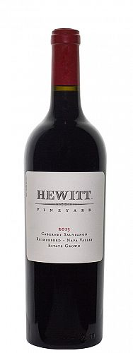 Hewitt Vineyard Cab. 2013 750ml