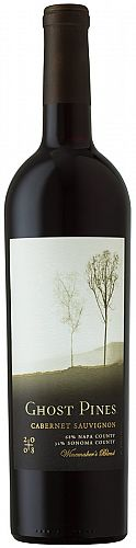 Ghost Pines Cabernet 2017 750ml