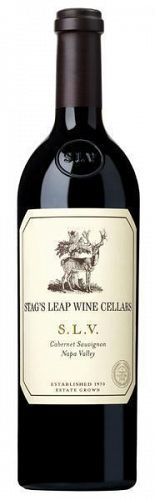 Stag's Leap Wine Cellars SLV Cab 2014 75