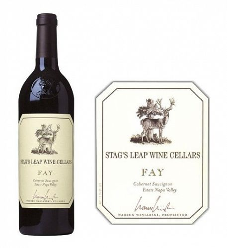 Stag's Leap Wine Cellars FAY Cab 2014 75