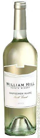 William Hill Sauvignon Blanc 2018 750ml