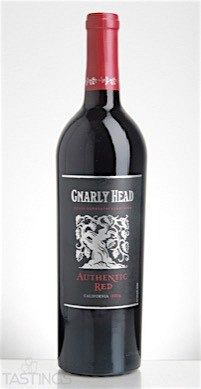 Gnarly Head Authentic Red 2017 750ml