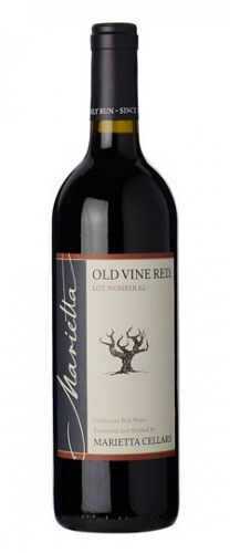 Marietta Old Vine Red  750ml