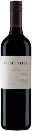 Leese Fitch Firehouse Red 2015 750ml