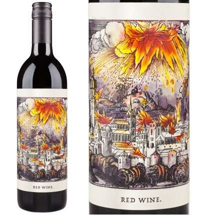 Rabble Red 2018 750ml