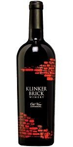 Klinker Brick Zin 2016 750ml