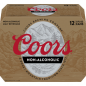 Coors Non Alcoholic 12PACK