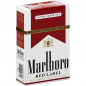 Marlboro Medium Red Label Box