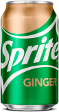 Sprite Ginger 12oz