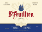 St Feuillien Triple & Tripel 4PACK